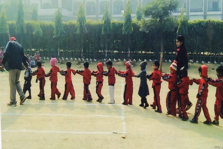 Shaheed Manveer National School-Play Ground