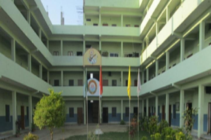 Shandilya Public School-Building