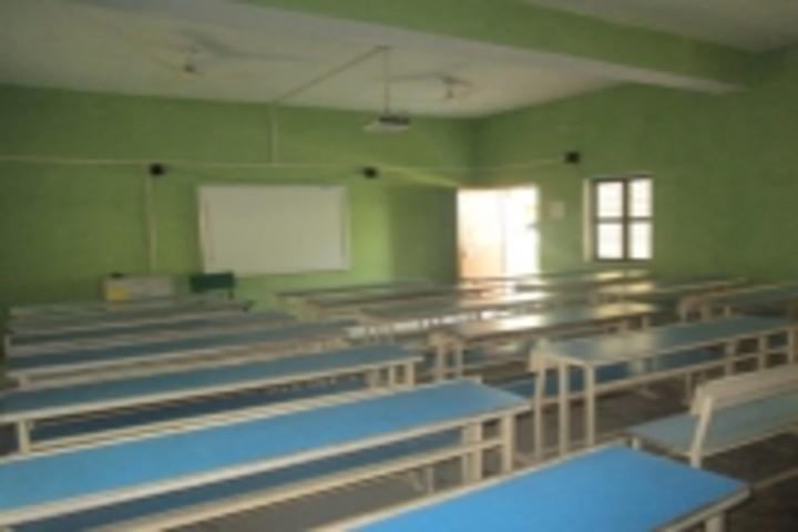 Shandilya Public School-Classroom