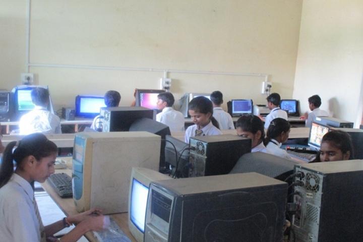 Shandilya Public School-Computer Lab