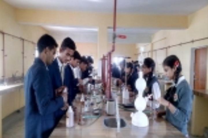 Shandilya Public School-Lab