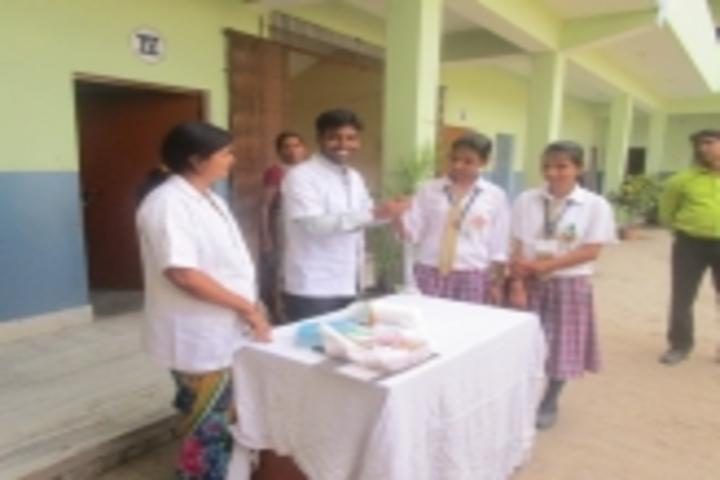 Shandilya Public School-Medical Checkup