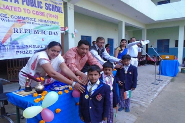 Shandilya Public School-Prize Distribution