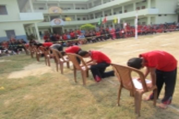 Shandilya Public School-Sports