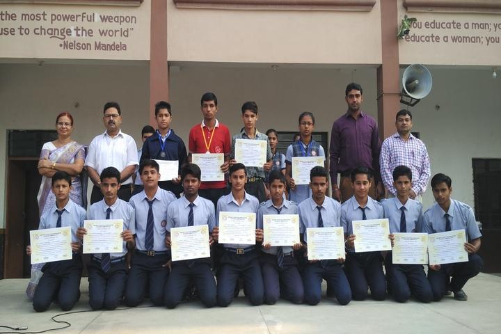 Shanti Devi Memorial Public School-Achievement