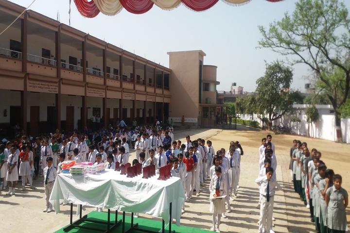 Shanti Devi Memorial Public School-Assembly