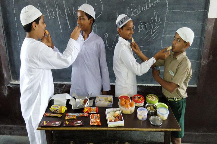 Shanti Devi Memorial Public School-Birthday Celebrations