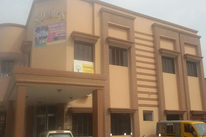 Shanti Devi Memorial Public School-Campus View
