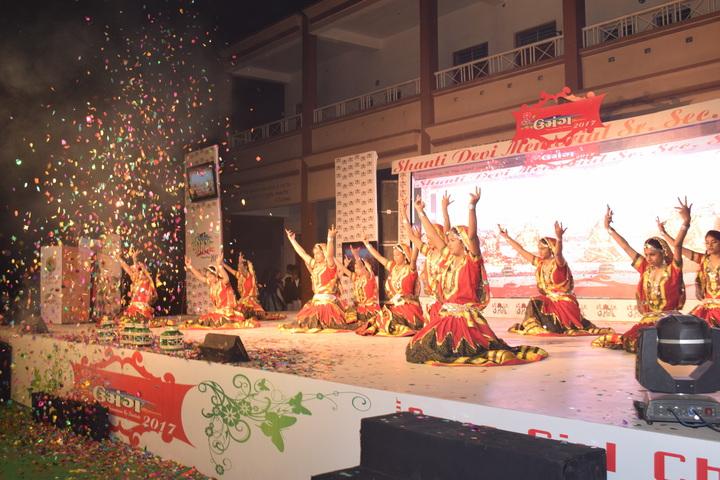 Shanti Devi Memorial Public School-Dance Performance
