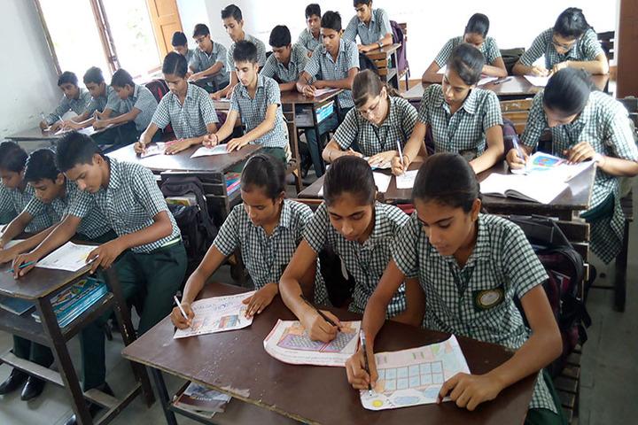 Shanti Devi Memorial Public School-Drawing Competition