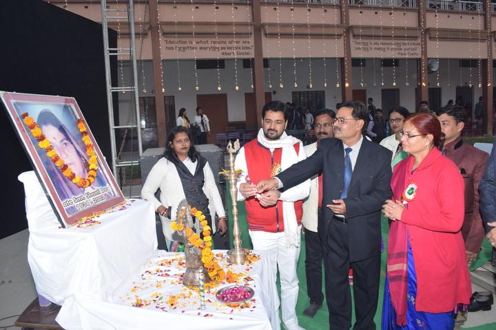 Shanti Devi Memorial Public School-Foundation Day