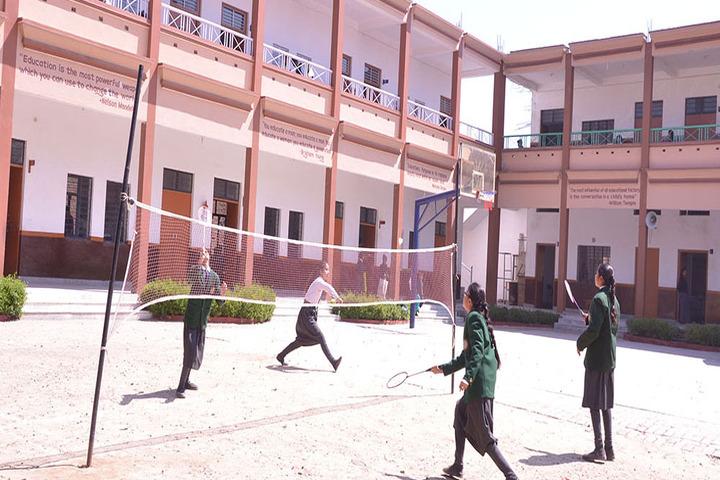 Shanti Devi Memorial Public School-Playground