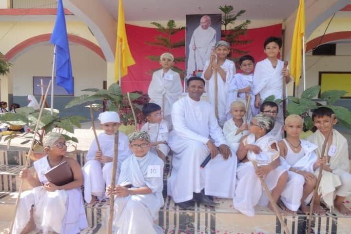 Shanti Dham Senior Secondary School-Activity