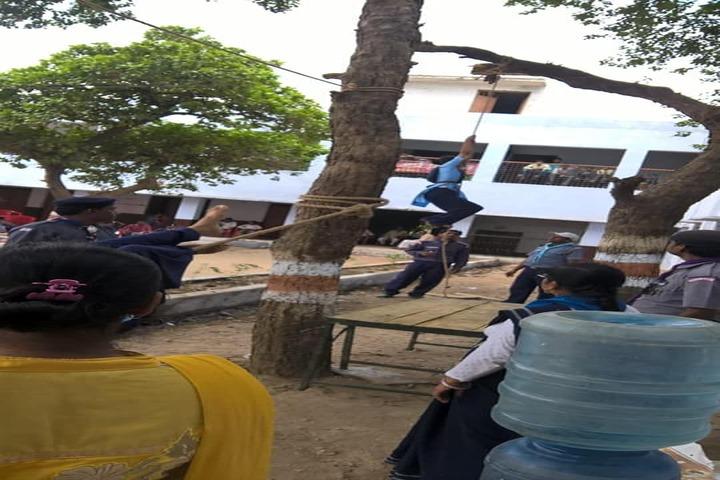 Shanti Dham Senior Secondary School-Adventure Camp