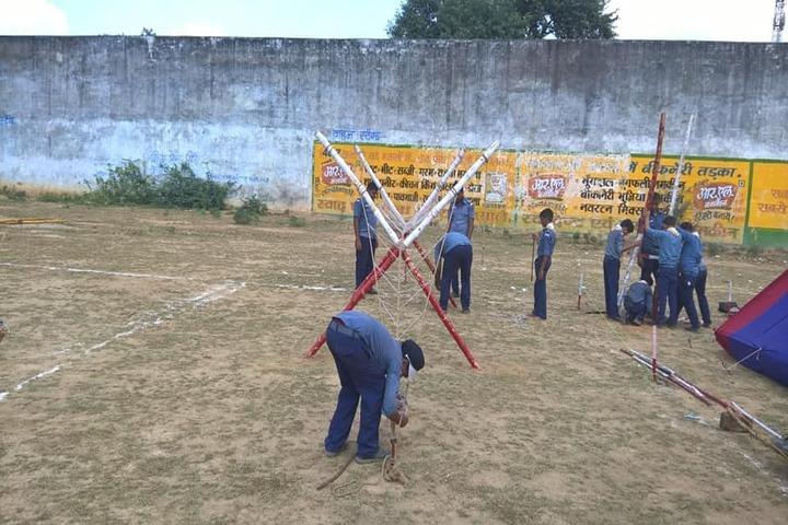 Shanti Dham Senior Secondary School-Play Area