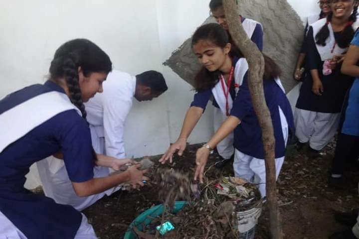 Shanti Dham Senior Secondary School-Swacch Bharat