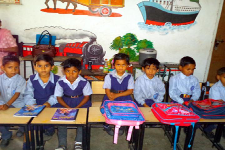 Government High School-Kids Class