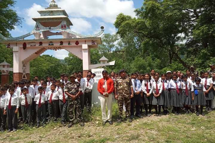 Sharada Public School-Excursion