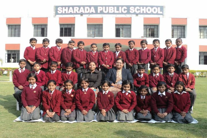 Sharada Public School-Group Photo