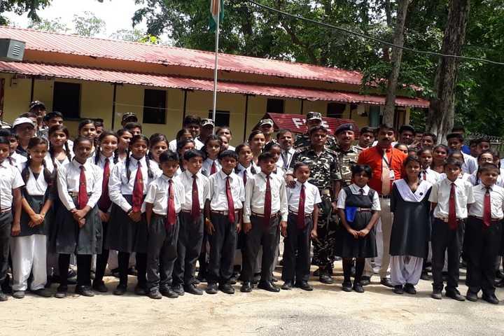 Sharada Public School-Republic Day
