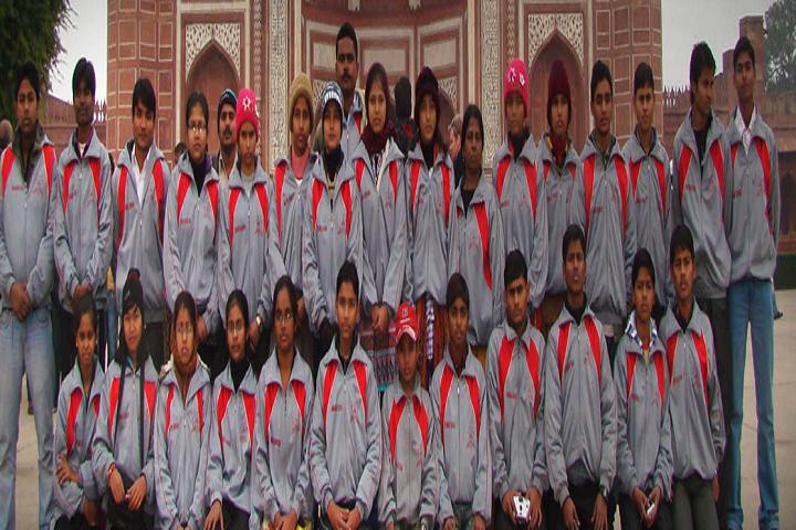 Sharada Public School-Scouts