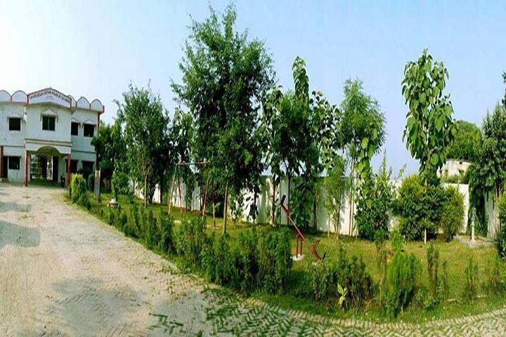 Sharda Vidhya Public School-Campus View