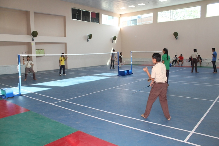 Sheerwood College-Games