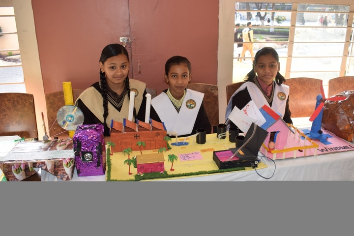 Sheerwood College-Science Exhibition