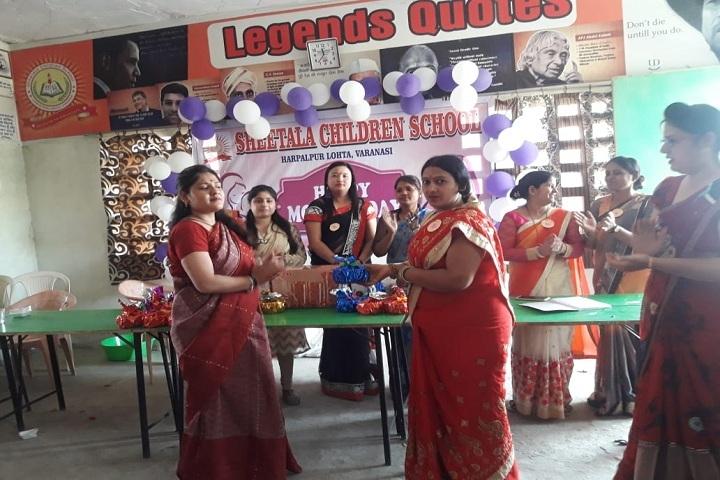Sheetala Children School-Celebration