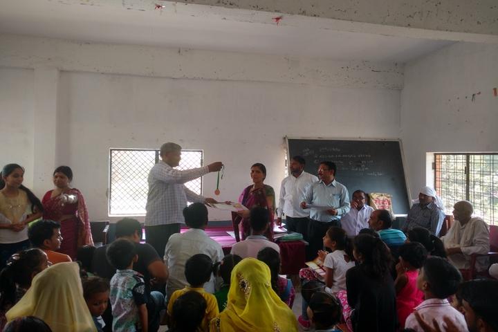 Sheetla Prasad Tripathi Public School-Prize Distribution