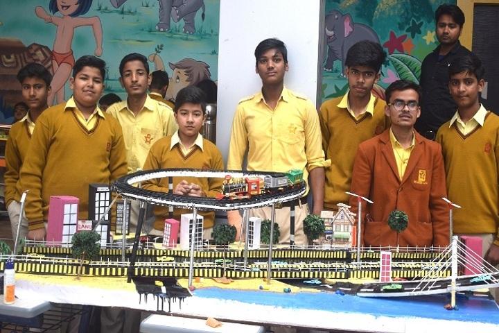 Shemford Futuristic School-Exhibition
