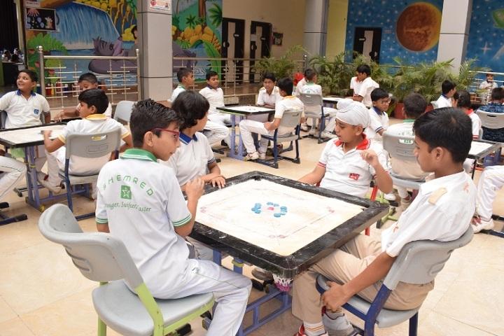 Shemford Futuristic School-Indoor games