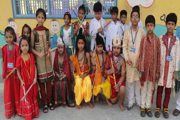 Shemford School-Janmasthami Celebrations