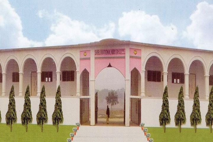 Shibli National Nursery School-Campus