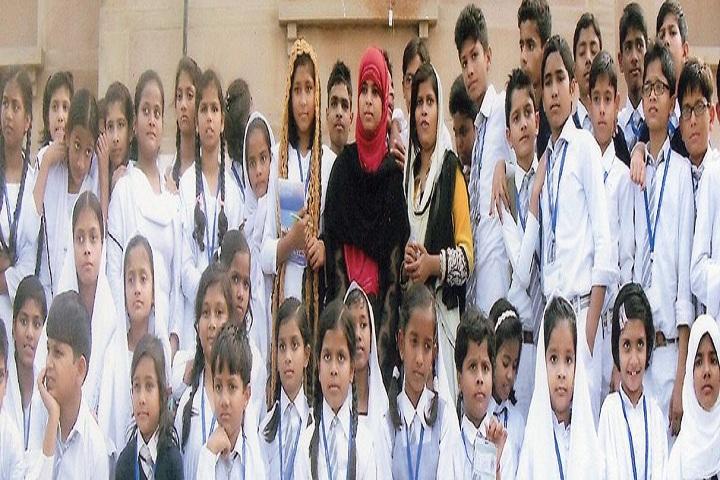 Shibli National Nursery School-Students