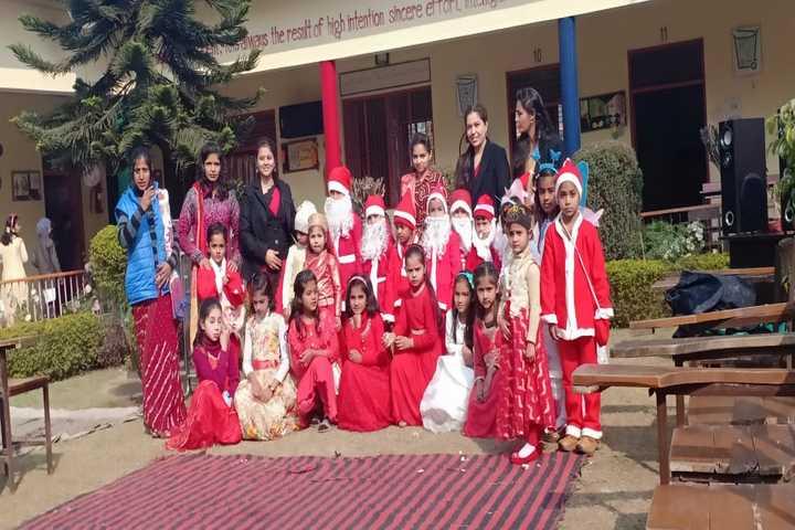 Shikhar Shiksha Sadan Higher Secondary School-Christmas Carnival