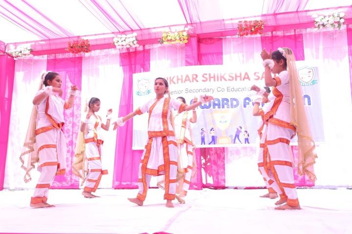 Shikhar Shiksha Sadan Higher Secondary School-Cultural Activity