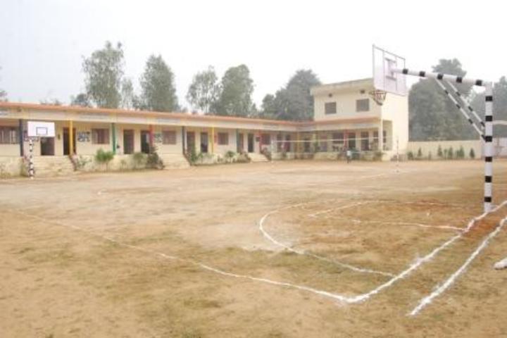 Shikhar Shiksha Sadan Higher Secondary School-Playground