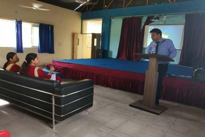 Shiksha International School-AV Room