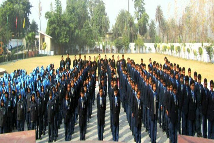 Shiksha International School-Assembly