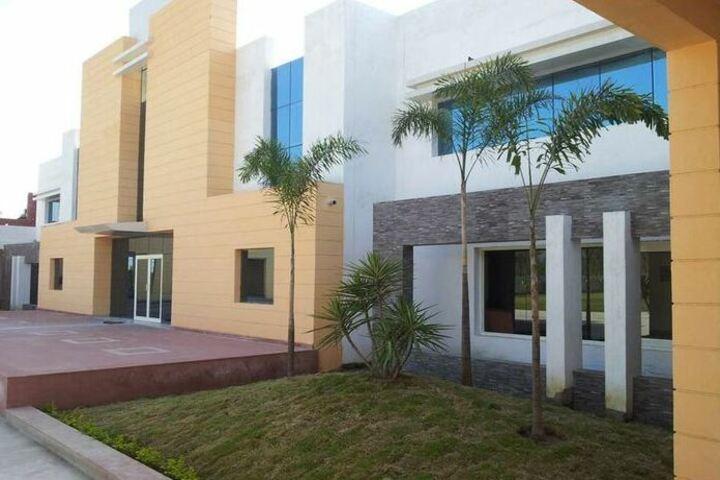 Shiksha International School-Campus View