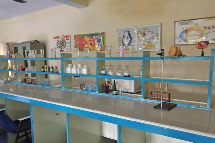 Shiksha International School-Chemistry Labs