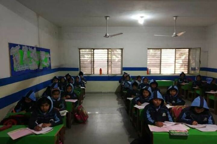 Shiksha International School-Classroom
