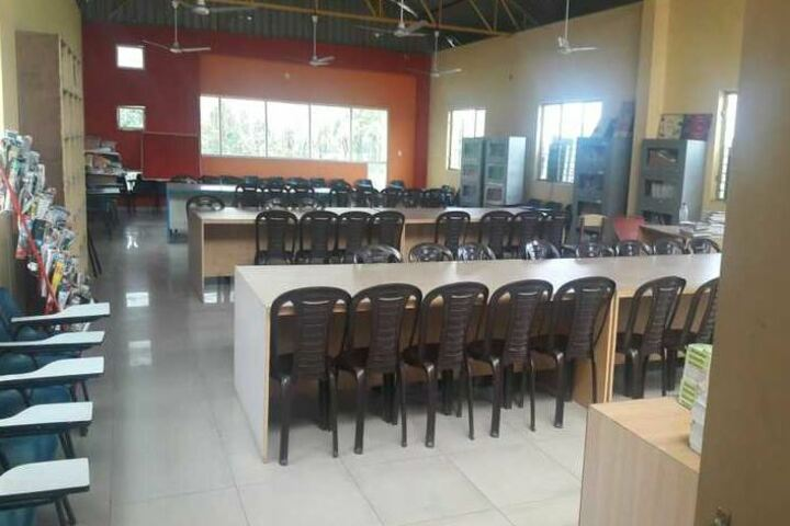 Shiksha International School-Library