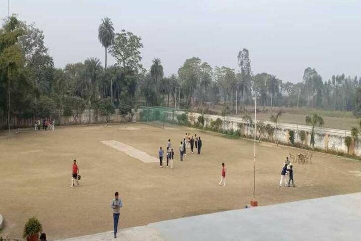Shiksha International School-Play Area