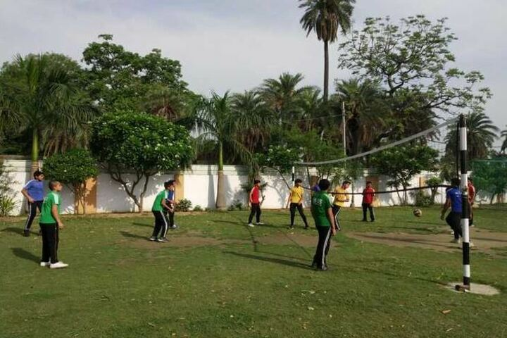 Shiksha International School-Play Time