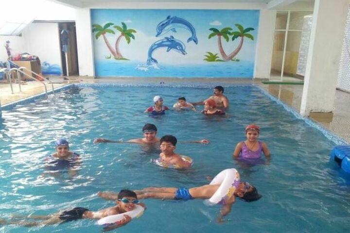 Shiksha International School-Swimming Pool