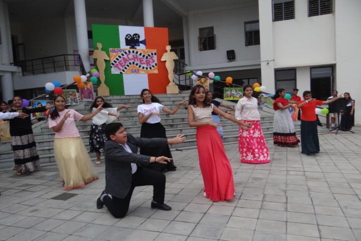 Shirdi Sai Public School-Annual Day