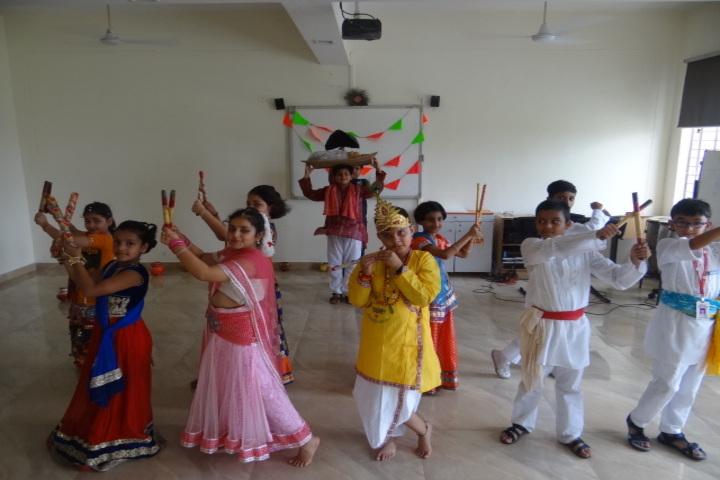 Shirdi Sai Public School-Celebrations