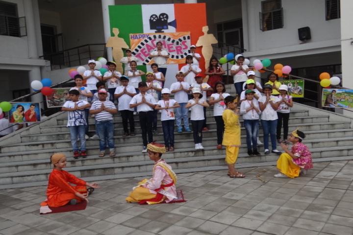 Shirdi Sai Public School-Festivals